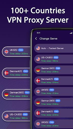 Share Vpn-Faster&Safer, Unlimited Free vpn screenshot 4