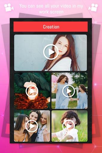 Photo Video Maker with Music: Movie Maker screenshot 8