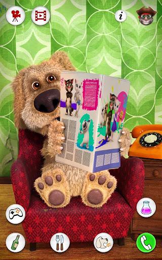 Talking Ben the Dog स्क्रीनशॉट 10