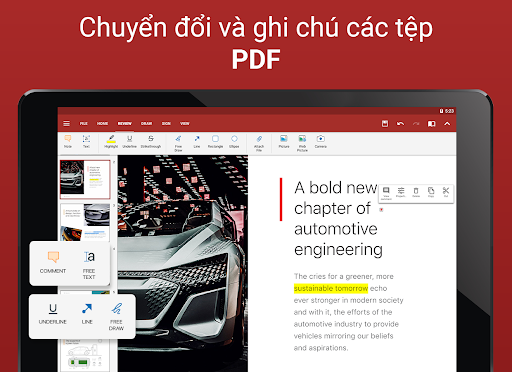 OfficeSuite   PDF Editor screenshot 11