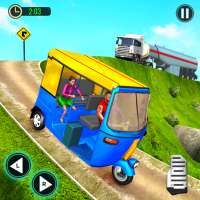 Tuk Tuk Auto Rickshaw Offroad Driving Games 2020 on 9Apps