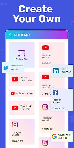 Banner Maker, Thumbnail Maker, Channel Art Maker screenshot 7