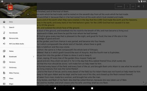 Bible Offline App Free   Audio, KJV, Daily Verse 17 تصوير الشاشة