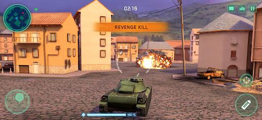 War Machines: Tank Army Game screenshot 8