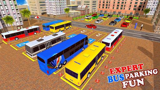 Modern Bus Simulator New Parking Games – Bus Games screenshot 8