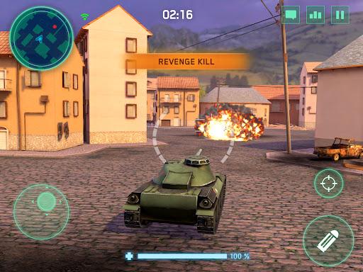 War Machines: Tank Army Game screenshot 13