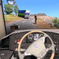 Offroad Hill Climb Bus Racing 2021 on 9Apps