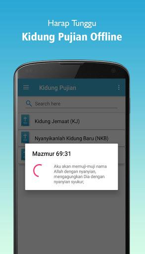 Kidung Pujian (KJ, PKJ, NKB) screenshot 2