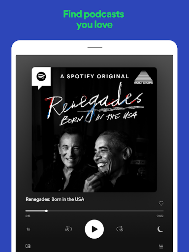 Spotify: Listen to podcasts & find music you love screenshot 10