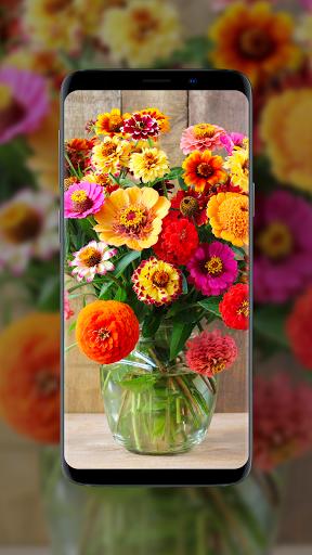 🌺 Flower Wallpapers - Colorful Flowers in HD & 4K 3 تصوير الشاشة