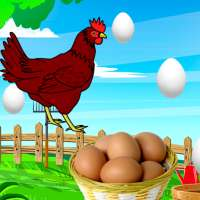 Catch The Egg: Match 3 Egg Catcher Game on 9Apps