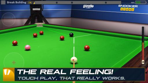 Snooker Stars - 3D Online Sports Game screenshot 2