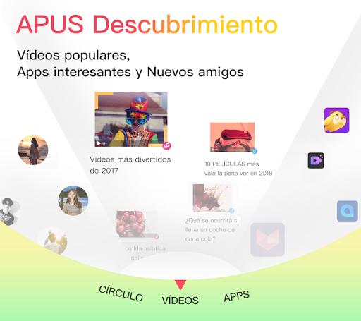 APUS Launcher: Tema,Oculta app screenshot 5