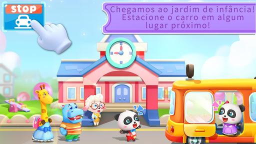 Ônibus escolar do Bebê Panda screenshot 3