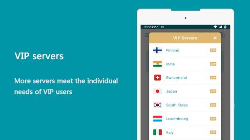 Thunder VPN – Schnelles, kostenloses VPN screenshot 9