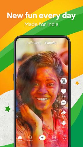 Zili - Short Video App for India | Funny screenshot 1