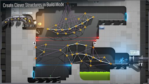 Bridge Constructor Portal screenshot 4