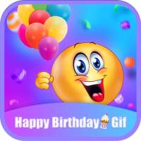 Happy Birthday GIFs & Love Roses Sticker on 9Apps