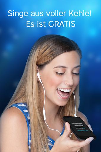 Karaoke – unbegrenzt Karaoke songs singen screenshot 1