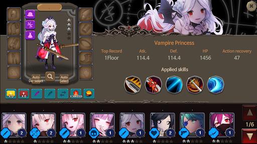 Rogue-like Princess : OFFLINE PIXEL RPG screenshot 5