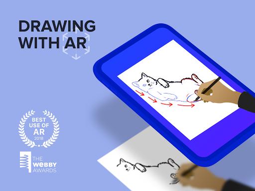 SketchAR Create Art and get NFT instantly screenshot 9