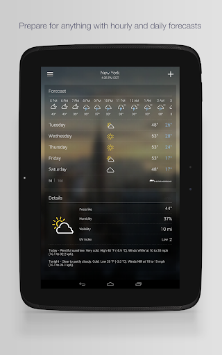 Yahoo Weather screenshot 14