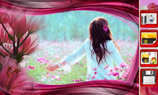 Flowers Photo Frames screenshot 4