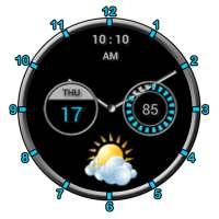 Super Clock Widget [Free] on APKTom