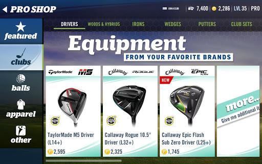 WGT Golf screenshot 3