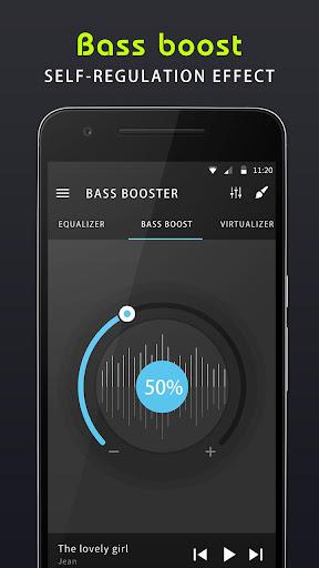 Эквалайзер & Bass Booster скриншот 4