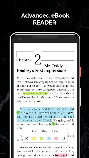Free Books & Audiobooks screenshot 4