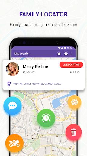 Family Locator - Children location tracker screenshot 3