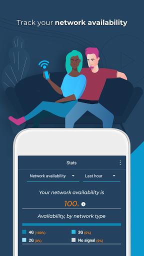 Opensignal - 5G, 4G, 3G Internet & WiFi Speed Test screenshot 4