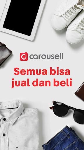 Carousell: Jual Beli di Ponsel screenshot 1