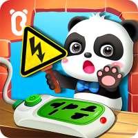 Keselamatan Baby Panda - Belajar Petua Keselamatan on 9Apps