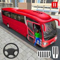 Coach Bus Simulator: Bus Games on 9Apps