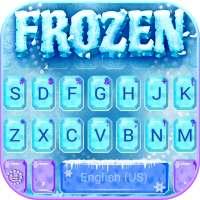 最新版、クールな Frozen のテーマキーボード on 9Apps