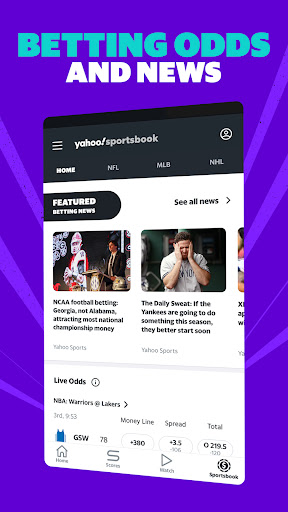 Yahoo Sports: Get live sports news & scores screenshot 3