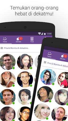 MeetMe – Live Ngobrol dan Ketemu Orang Baru screenshot 1
