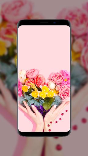 🌺 Flower Wallpapers - Colorful Flowers in HD & 4K 5 تصوير الشاشة