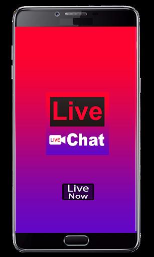 Live Video Call - Random Video Chat & Fake Call screenshot 1