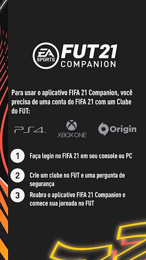 EA SPORTS™ FIFA 21 Companion screenshot 1