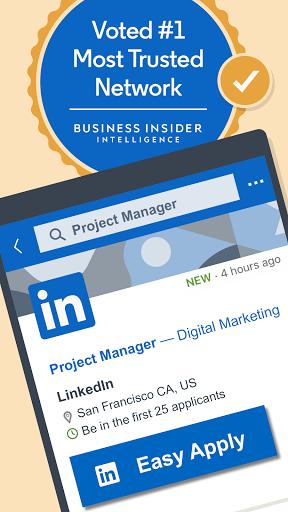 LinkedIn: Jobs, Business News & Social Networking screenshot 1