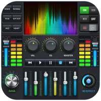 Pemutar musik - MP3 Pemain & 10 Band Equalizer on 9Apps