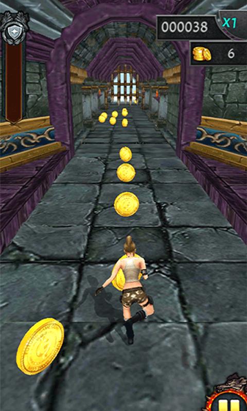 Temple Princess Run 3D screenshot 5