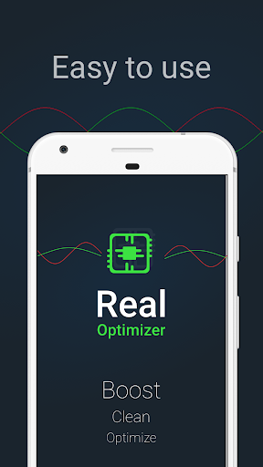 Real Optimizer -  System Cleaner and Booster screenshot 3