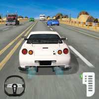 conduite de voiture libre Jeu : voiture de course on 9Apps