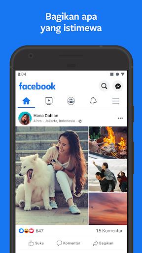 Facebook screenshot 5