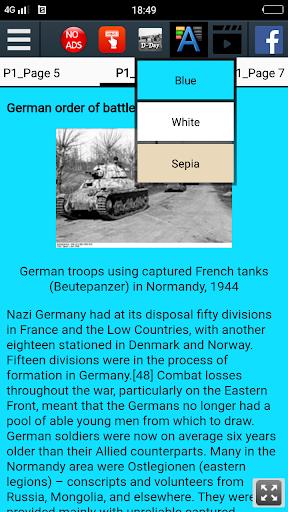 D-Day History स्क्रीनशॉट 5