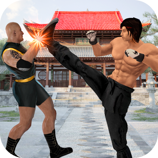 Kung Fu karate: Fighting Games icon